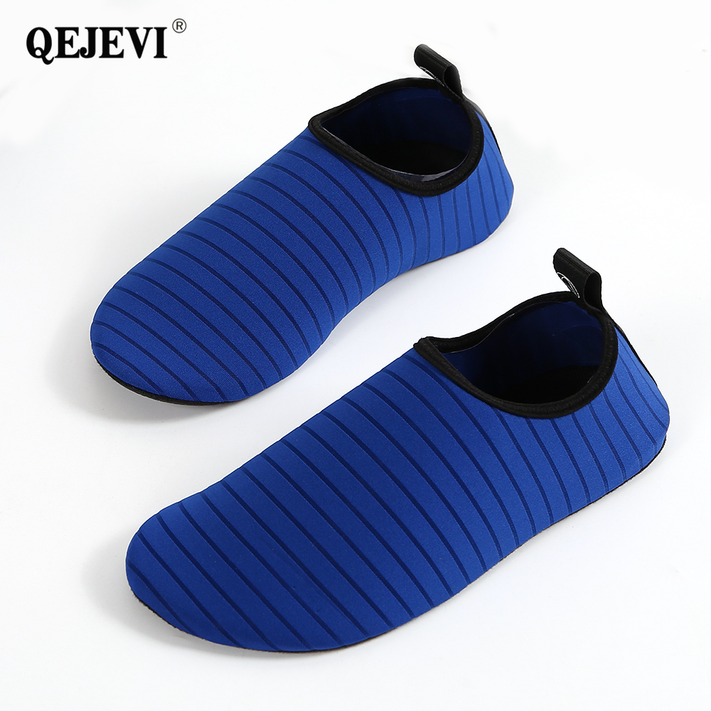 865dab3ca5033d Detail Feedback Questions about 2018 Summer Men Women Swimming Soft Yoga Socks  Shoes Barefoot Skin Shoes Aqua Beach Cute Water Shoe Surf Diving Wet  Sneakers ...