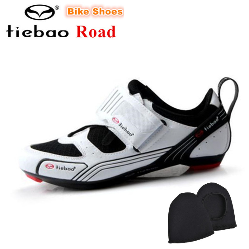 TIEBAO Cycling Shoes Bicycle zapatillas deportivas mujer Sports off Road Bike Shoes Men Athletic Shoes Bike Sapatilha Ciclismo tiebao black road bike shoes ultralight bicycle road shoes men cycling shoes self locking sport shoes zapatillas ciclismo