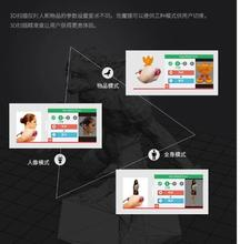 Portable 3D modeling scanner, handheld 3D scanner, 3D scanning Accurate scanning rapid prototyping is simple and easy to use