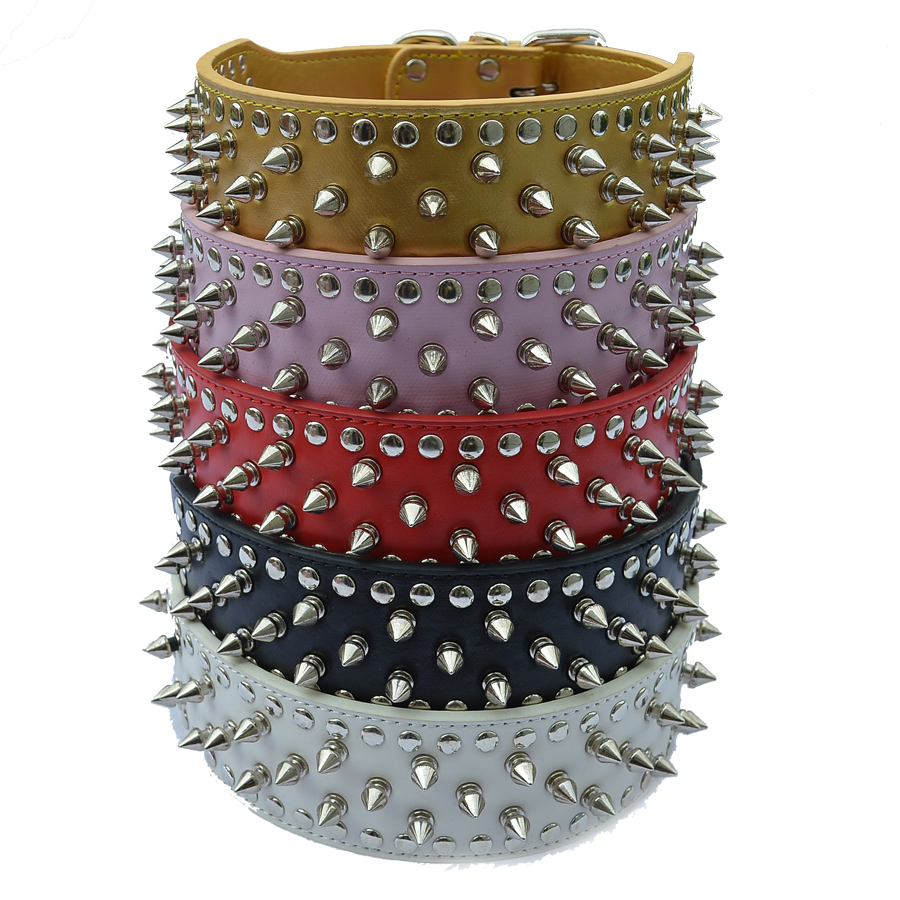 Inch Wide Dog Collars