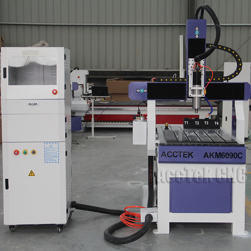 Low Cost mini advertising <font><b>cnc</b></font> machine <font><b>6090</b></font> 9060 <font><b>atc</b></font> wood <font><b>cnc</b></font> router price image