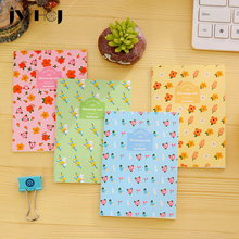 "1 x ""Colorful memories"" Portable Mini notebook diary cash book notepad kawaii stationery school supplies gift for kids papelaria"
