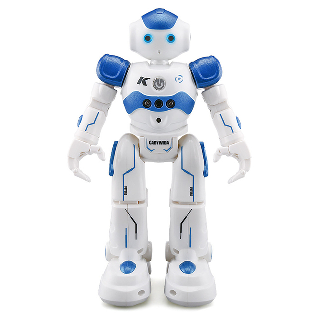 JJRC New Intelligent R2 Gesture Control Programmable Dancing USB Remote Control RC Robot Kids Toys For Children Drop Shipping