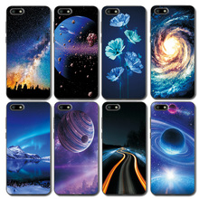 Phone Bags For Huawei Honor 7S Brilliant aurora Color Silicone Case Cover Funda For Huawei Honor 7s Bumper Case Honor 7S 5.45