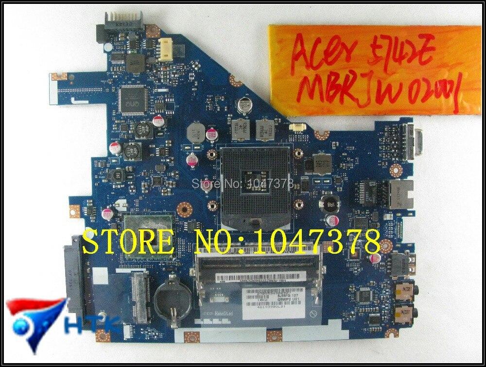 Подробнее о Wholesale for ACER ASPIRE 5742 laptop motherboard MBRJW02001 MB.RJW02.001 PEW71 LA-6582P 100% Work Perfect for acer 5742 la 6582p laptop motherboard mbrjw02001 100