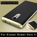 Xiaomi Redmi Note 4 Case Original ipaky brand Xiaomi Redmi Note 4 Pro silicone Back Cover + PC Frame For Xiaomi redmi Note4 case
