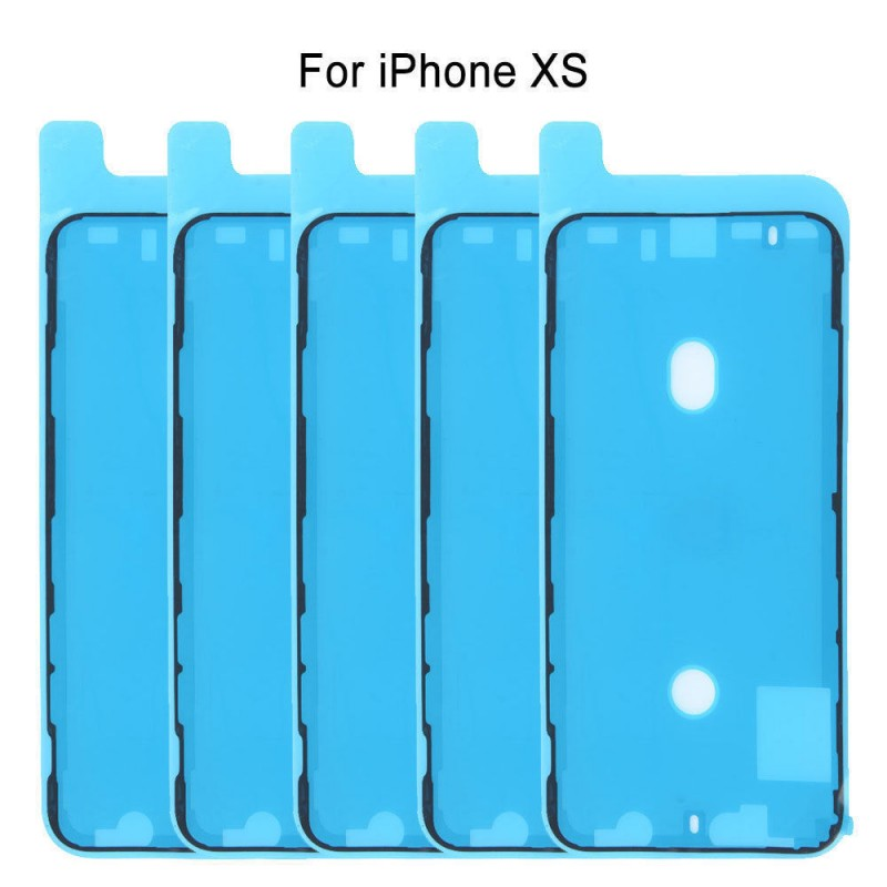 Waterproof Adhesive Sticker for IPhone X XS MAX XR 6 6s 7 8 plus LCD Display Frame Bezel Seal Tape Glue Adhesive 3M Repair Parts (5)