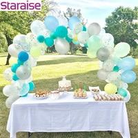 Staraise Balloon Accessories Arch Kits Wedding Party Decor Balloons Holder Column Kit Tyre Pump Happy Birthday Party Supplies