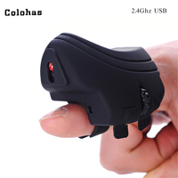 1000DPI Finger Laser Mouse 2 4Ghz USB Wireless Rechargeable Mouse Mini Design Portable Mice For ASUS