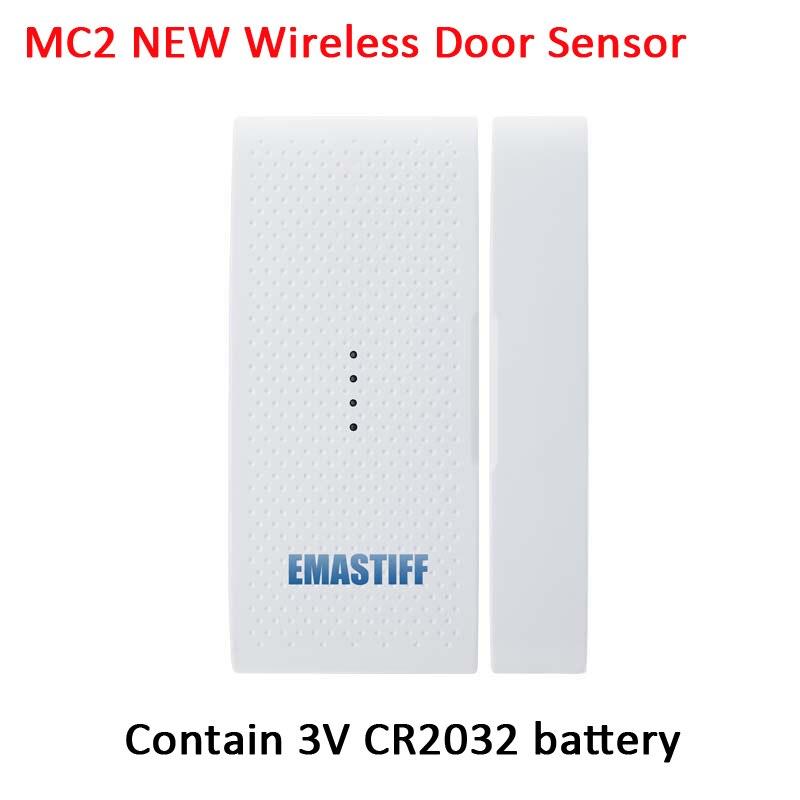 Érintő billentyűzet G3B Angol LCD vezeték nélküli 433MHZ SMS - Biztonság és védelem - Fénykép 3