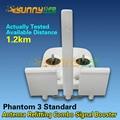 Antenna Refitting Long Range Antenna Booster Refitting Combo White for DJI Phantom 3 Standard