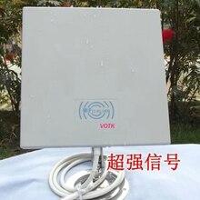 14dB 2.4 GMHz Wireless WiFi WLAN Outdoor Panel Antenne met 70 CM kabel 1 stks/partij