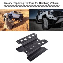 1pcs 1/10 1/8 Short Card Climbing Car Rotary Repair Table Modification Accessories Universal Remote Control Assembly