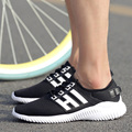 Plus Size 45 Men Casual Shoes Outdoor Sport Shoes Breathable Mesh Sneakers Men Fashion Chaussure Femme Superstar Lovers Flats
