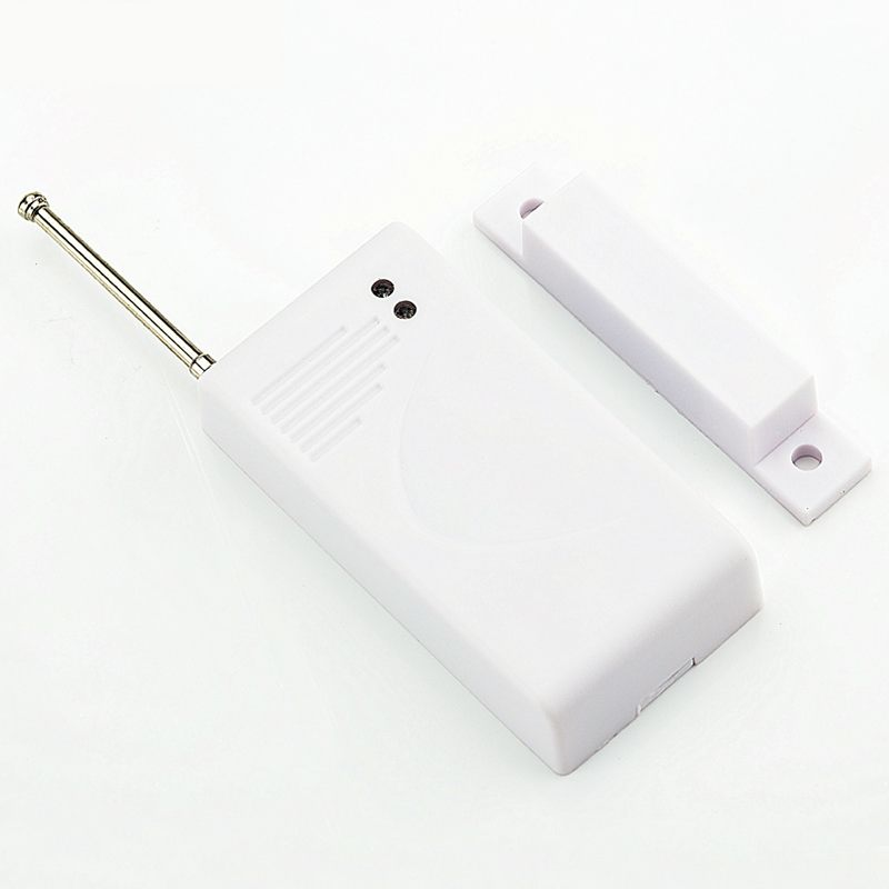 Independent Magnetic Sensors Standalone Wireless Home Door Window Entry Burglar Alarm Security Alarm Protect System 36x70x15mm