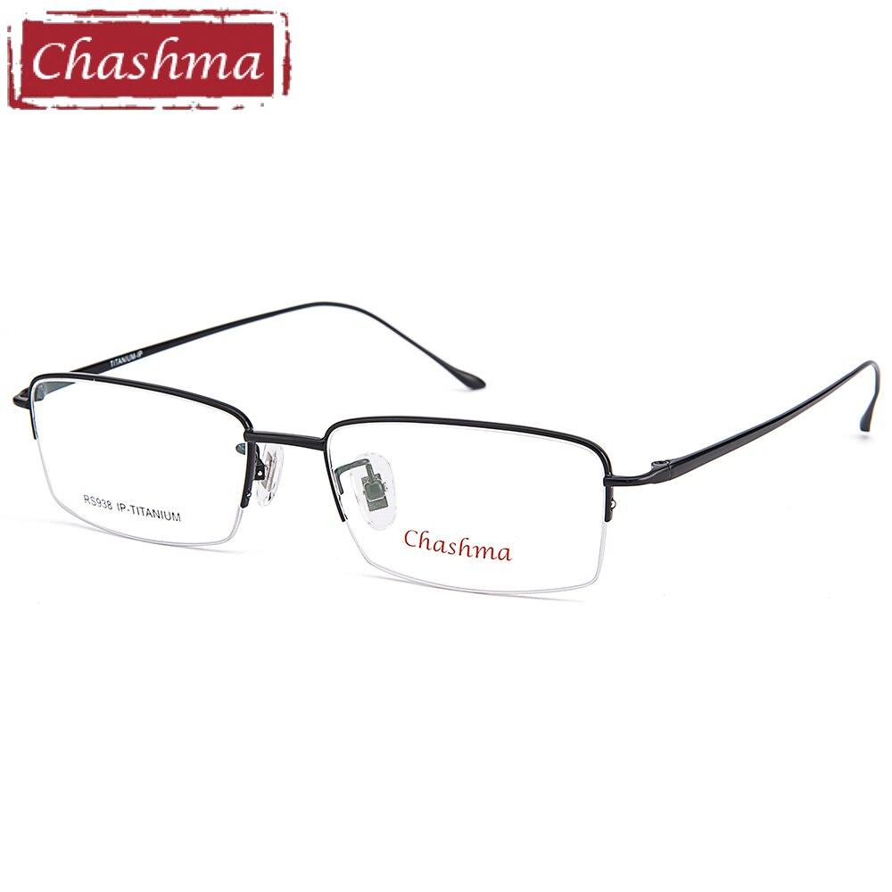 Neue Männer der Legierung Brillen Halb Rahmen Männer Brille Qualität ...