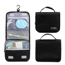 Large Capacity Hanging Makeup Pouch Business Men Travel Beauty Cosmetic Bag Organizer Case  Necessaries Make Up Toiletry