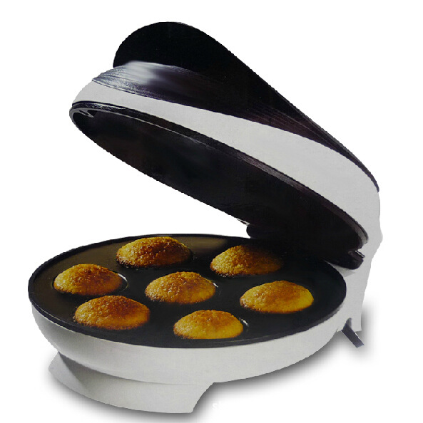 MINI household automatic cake baking Machine electric non-stick Cake Makers Breakfast making pancake machine EU 26 nanjing province specialty wheat cake gold flower cake sesame cake fuling horseshoe crisp cake optional