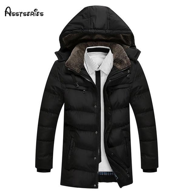 Manteau Mode Homme De Jeune Veste 2018 Épais Chaud Mince D hiver wB0PqWXaWE 9e61916c283