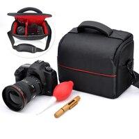 Camera Shoulder Lens Bag For DSLR Nikon D90 D3000 D3300 D3200 D3100 D5100 D7000 D5300 D7100
