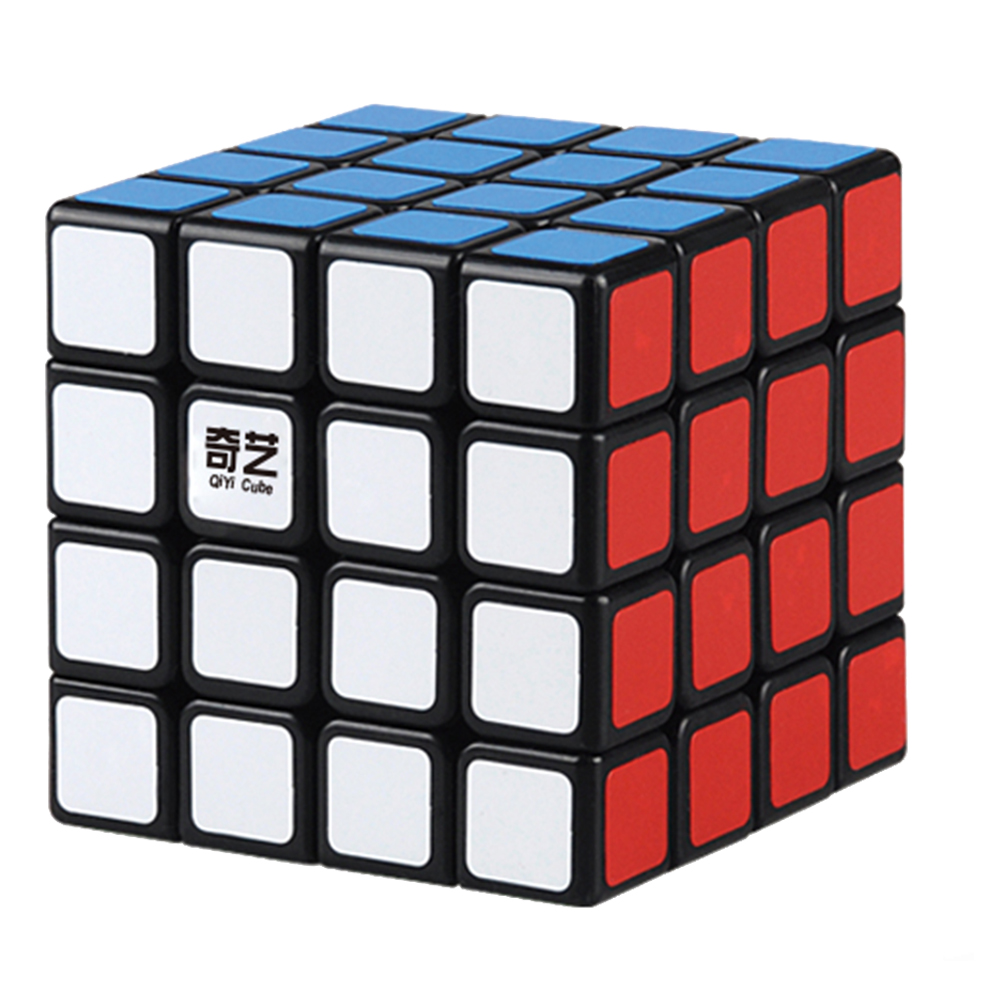 4*4 QiYi Speed Cubo Megico 4 Layers QiYuan 4x4x4 Educational Kids Games and Puzzle Magic Cubes Cube Toy for Chidlren