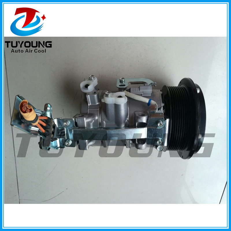 Compresseur de haute qualité de pièces d'auto A/C 6SEU16C pour TOYOTA ALPHARD 88310-58011 447190-3340 - 3