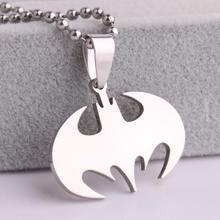 Silver Batman Pendant