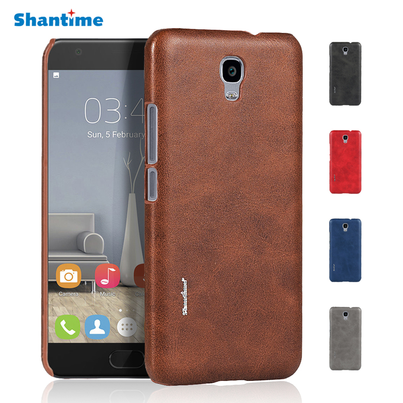 Luxury Vintage Leather Phone Case For OUKITEL K6000 Plus Case Cover For OUKITEL K6000 Plus Business Case For OUKITEL Case