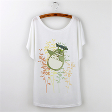 Totoro Tee for Women (15 types)