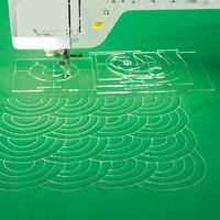 ruler Template Expansion Pack for sewing machine # MBF 04