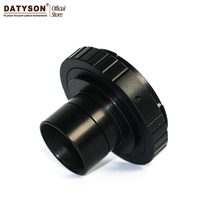 Buy T-ring and M42 to 1.25″ Telescope Adapter ( T-mount ) for SLR/DSLR Cameras Lens – Metal T Adapter Photography Multi-brand Choose