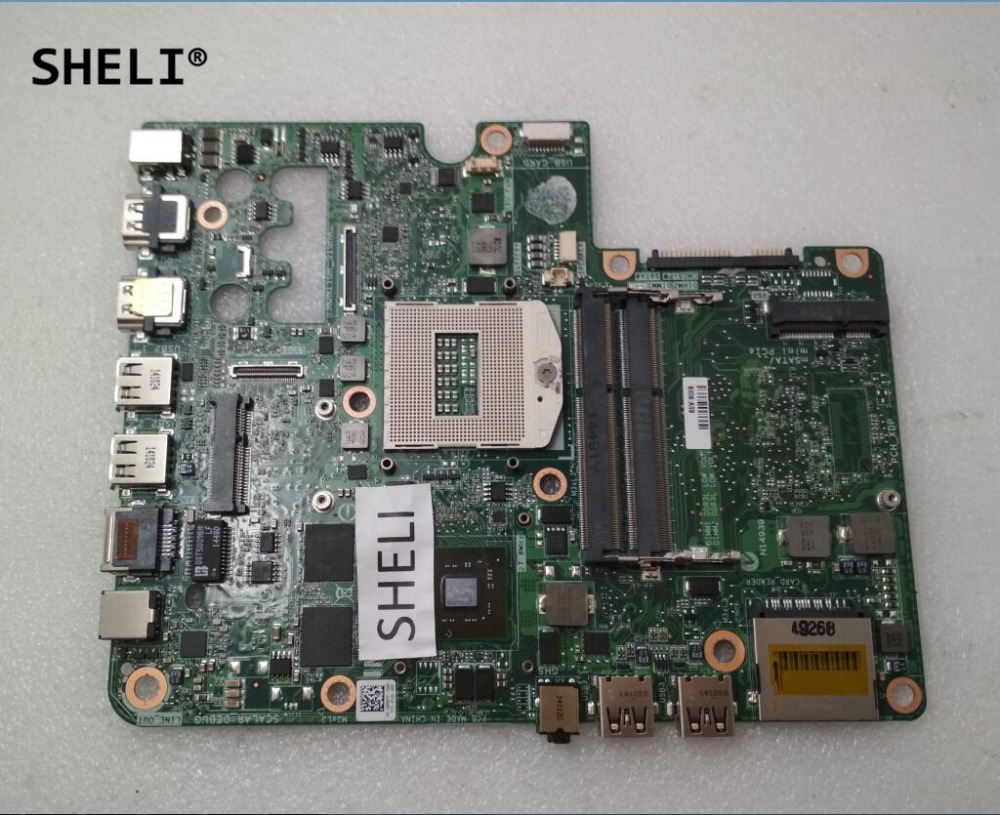 SHELI For Dell 2350 Motherboard All In One with Discrete Video Card CN-0RRXFP 0RRXFP RRXFP
