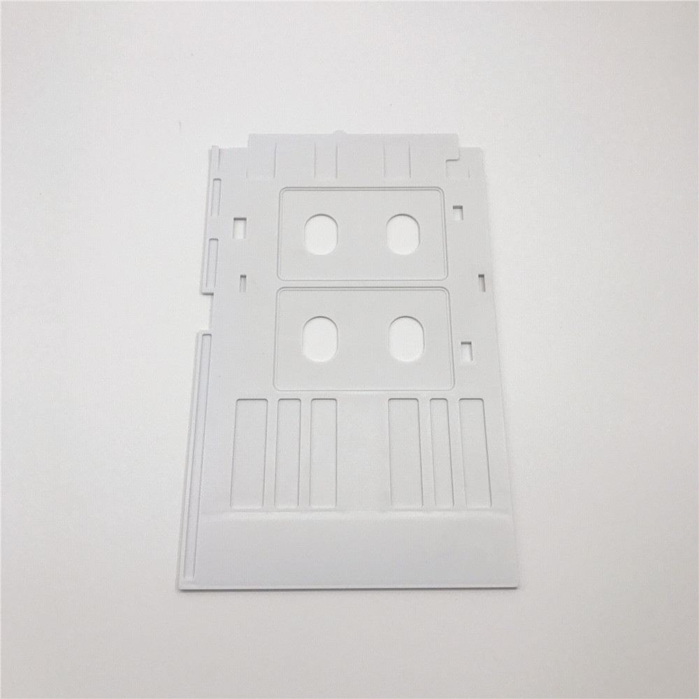 Office & School Supplies Selfless Inkjet Printable Pvc Id Card Tray White Tray For Epson L800 R280 A50 T50,t60 Printers Used For Printing Own Various Of Club Card