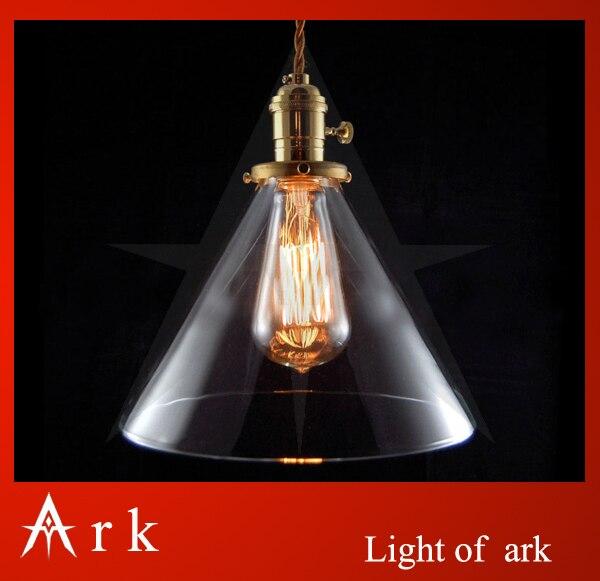 American vintage nostalgic copper pendant light stair pendant light classical pendant light-X0101