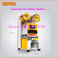 2016 New Design Professional High Quality Automatic Cup Sealing Machine Industrial Cup Sealer For Small Business
