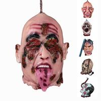 Tricky Toy Terror Hanging Kito Halloween Haunted House Props Bar Supplies Halloween Horror Hanging Ghosts Decoration