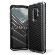 X-Doria Defense Lux Premium Protective Case for Samsung Galaxy S9 S9Plus