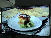 OEM 105 дюймов HDMI 4 к подсветка умного Wi Fi ТВ HD интеллектуальная сеть ЖК телевизор