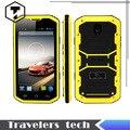 Оригинал HUMMER H8 MTK 6572 Вт dual core прочный смартфон водонепроницаемый пыленепроницаемый ударопрочный телефон 5 дюймов FWVGA экран Android 4.4