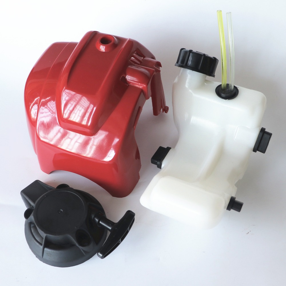 Engine Shroud Cover Pull Starter Fuel Tank replacement Kit For HONDA GX25 Gasoline Mower Trimmer Brushcutter лоферы sweet shoes sweet shoes sw010awavky5