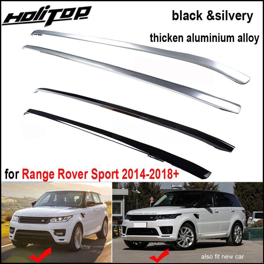 Pour Range Rover Sport toit rack rail de toit toit faisceau bagages bar, OE modèle, meilleur 7075 en alliage d'aluminium, bas prix promotion 7 jours