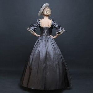 Image 5 - לוליטה גותית שמלת ויקטוריאני שמלת נסיכה מתוק לוליטה תחפושות קוספליי לוליטה סגנון רנסנס שמלה בתוספת גודל אליס