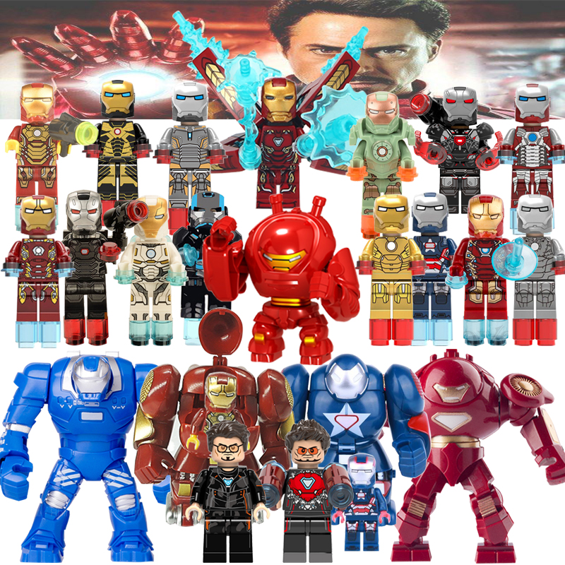 Toys & Hobbies 1pcs Star Wars Superhero Marvel Dc Black Flash Building Blocks Model Bricks Toys For Children Classic Hobbies Pure And Mild Flavor