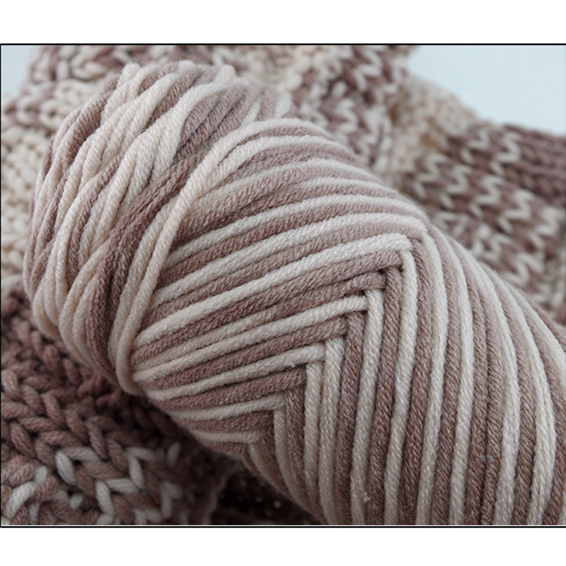10 Pcs Lot Lovers Cotton Natural milk cotton thick yarn for knitting Baby wool thread crochet hand knitting yarn cotton yarn in Yarn from Home Garden