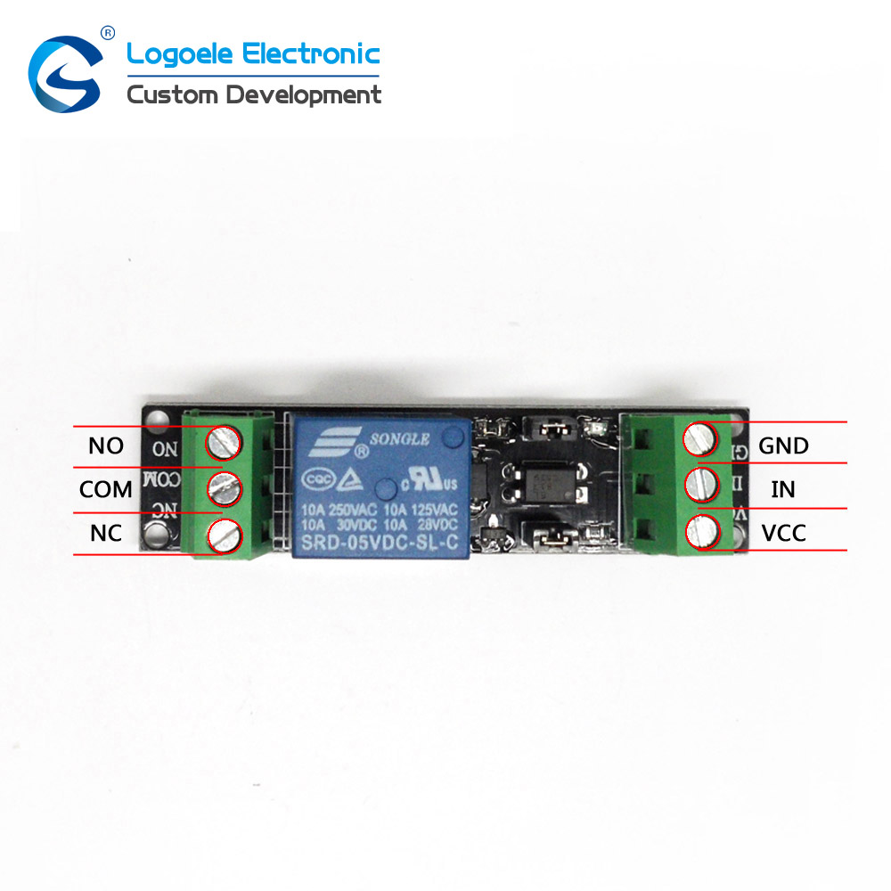 High Low Level Driver Board Dc 3v 5v 9v 12v 24v Relay Isolation Isolated Solid State Power Controller 220v Electrical Appliances Control Panel Module In Replacement Parts