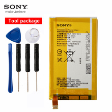 Original Sony High Capacity Phone Battery For Sony Xperia E4 E2033 E2105 E2003 LIS1574ERPC 2300mAh аккумулятор для телефона craftmann lis1574erpc для sony xperia e4g e2033 e2105 xperia e4 xperia z2 compact xperia z2 mini e2114 e2115 e2104 e2003
