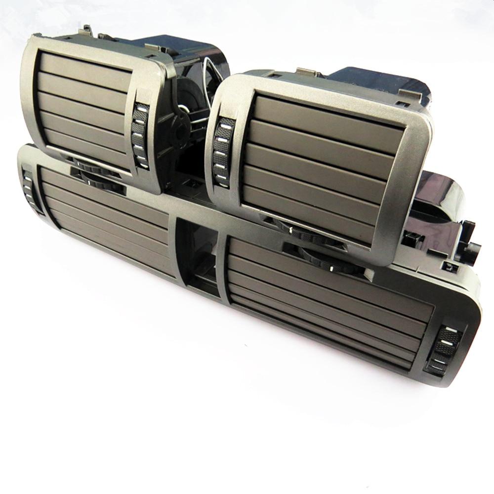HONGGE ABS En Plastique Avant Tableaux de Bord Central Sortie D'air Ensemble Pour Passat B5 B6 3BD 820 951 3BD 819 701 3BD 819 702 3BD820951