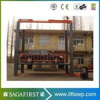 Большой этаж для напольный автоподъемник гидравлический гараж лифт для подъема автомобиля