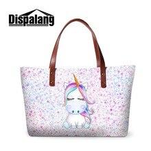 0eaf85952f Diapalang Unicorn Prints Shoulder Handbag for Teen Girls Cute Top Hand Bag  Lightweight Summer Beach Bag