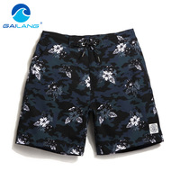 Gailang Brand Mens Beach Board Shorts Boxer Trunks Short Pants Men Sexy Swimwear Swimsuits Swim Surf